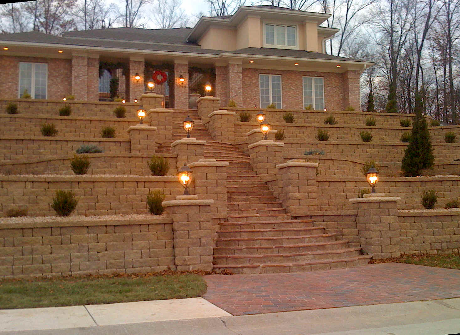 Majestic Retaining Walls